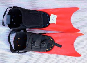 Search and Rescue Force Fins