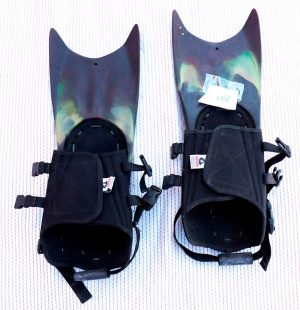 camo force fins, force fin military
