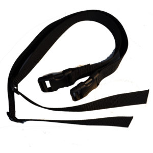 float tube force fin strap