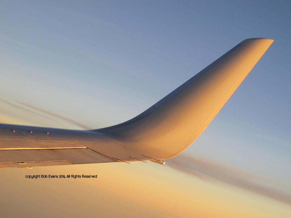 blended wing