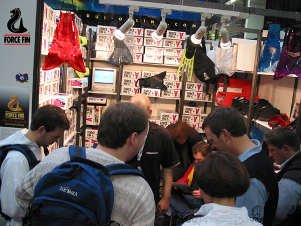 Trade Show,DEMA,Boot Show, Germany