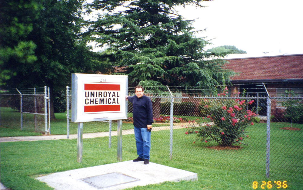 uniroyal, frank little
