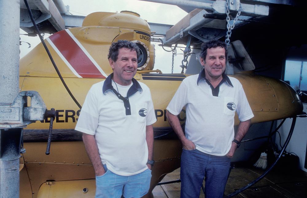 bob meistrell, bill meistrell, bodyglove founders